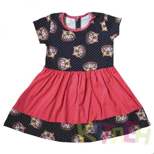 eaedc81cca7 Платье Сова ОПТ от производителя интернет-магазин КАТЛЕН™ Украина